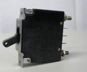 WARRANTY Used Type 2 3 Amp Nippon Thermo TSB-5 Circuit Breaker