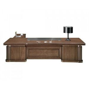 Image Is Loading Sandhurst Gra K3y321 Extra Large Executive Office Desk