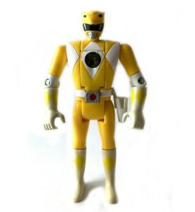 Auto-Morphin-Yellow-Ranger-Vintage-Power-Rangers-Action-Figure-1993-Bandai-Trini