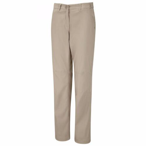 Craghoppers Da Donna Nosilife Pro Stretch ZANZARA ripiantare Pantaloni £ 39.99 RRP £ 60