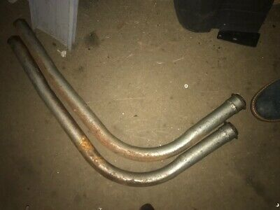 hillman husky commer cob exhaust rear pipe