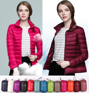 UNIQLO-039-S-Factory-Sale-Womens-90-Down-Jacket-Puffer-Coat-Ultralight-Outdoor