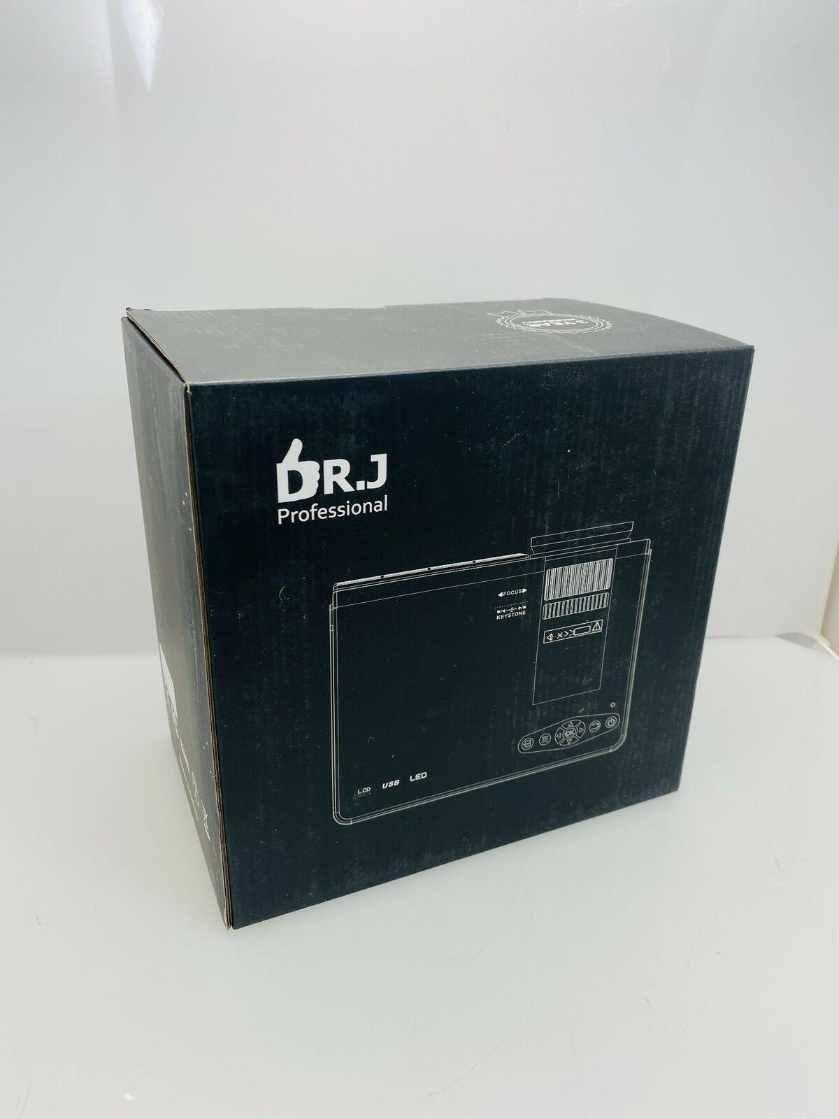 Hi-04 shopbobsonline1 DR. J Professional HI-04 Mini Projector