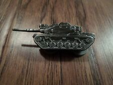 U.S MILITARY M60-A-1 PATTON TANK HAT PIN BADGE U.S ARMY MARINE CORPS