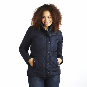 navy quilted jacket ladies sale > OFF63% Discounted : ladies navy quilted jackets - Adamdwight.com