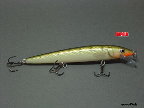 Rapala Wobbler Husky Jerk 12cm HJ12 YP Yellow Perch