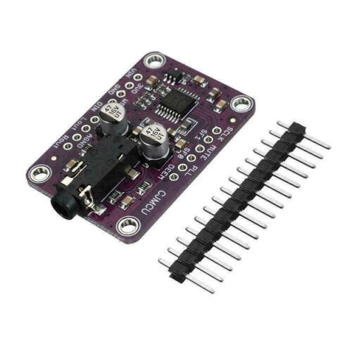 CJMCU-1334 UDA1334A I2S Audio-Stereo-Decoder-Modul-Karte 3.3V-5V für Arduin R8Q7