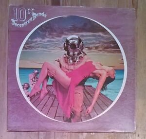 10cc-Deceptive-Bends-Vinyl-LP-Album-Gate-33rpm-1977-Mercury-9102-502
