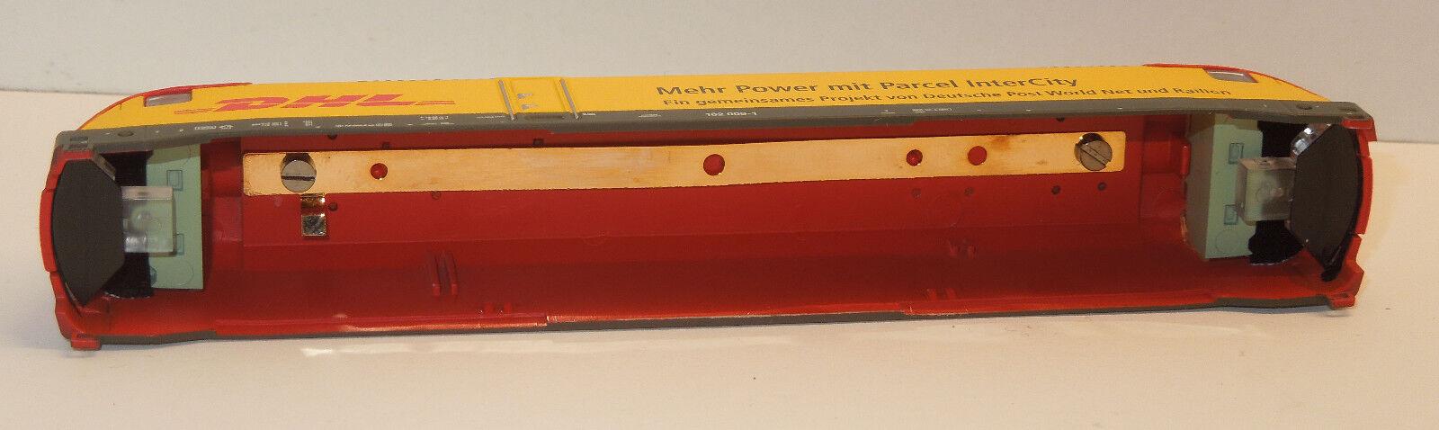 Minitrix Spur N für 12559 E-Lok E-Lok E-Lok BR 182 - komplettes Gehäuse DHL  | Tragen-wider  3b328c
