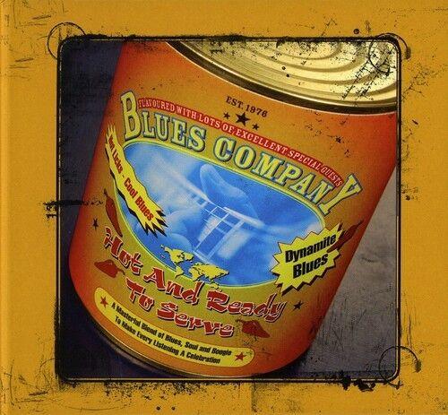 Blues Company - Hot & Ready to Serve [New CD]