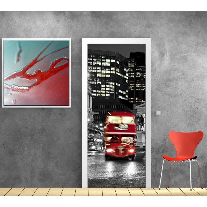 Cartel Póster Londres Autobús 755 Arte Decoración Pegatinas