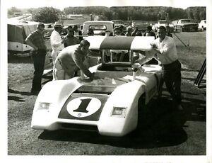 1967-Sam-Posey-Caldwell-D7-Road-America-CanAm-Original-Period-Race-Photo