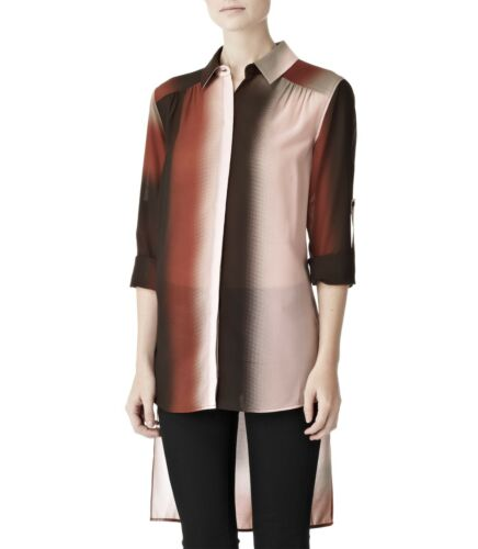 Size Rrp Reiss Over Shirt 'desiree' sized 8 Stunning £125 XB1xx