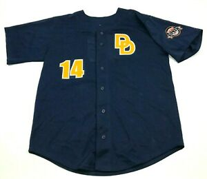 NEW VINTAGE Dd Cal Ripkin Baseball Jersey Size XXL 2XL 50 - 52 Sewn On Thorwback