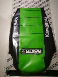 Enjoy MFG Standard Seat Cover for Suzuki RMZ 450 Later Models All Black