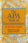 The APA Style of Documentation: A Pocket Guide by John Gonzales, Mike Pringle (Paperback, 2009)
