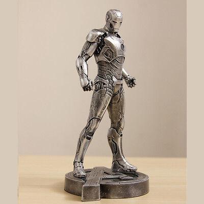 1//6 Scale Avengers Age of Ultron Iron Man Mk 43 Tony Stark Resin Figure Statue