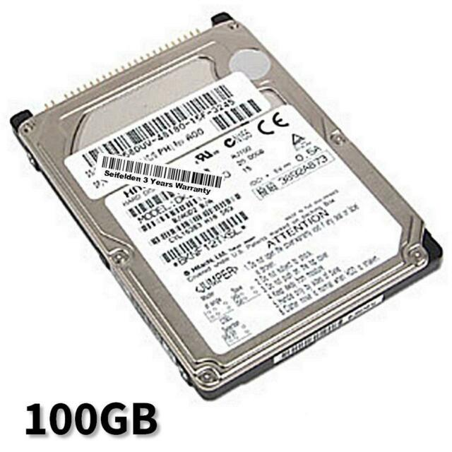 80GB Laptp Hard Drive Dell Inspiron 1000 1100 1150 1200 1300 1505 2200 5100 700m