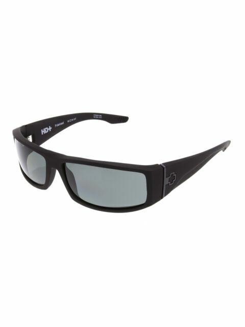 ANSI-certified SPY Optic Cooper Sunglasses Polarized SPY Optic Cooper Wrap Sunglasses 670195038863 Happy Lens Tech