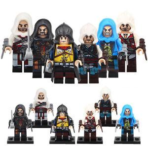 Assassin S Creed Cormac Dorian Firenze Kenway Lego Moc