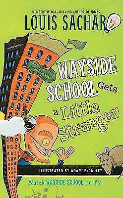 1 of 1 - Wayside School Gets a Little Stranger (rack)-ExLibrary