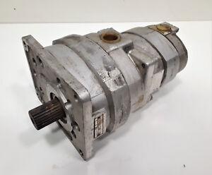 Khostroj 147 C Ae100 63 L/min. Tracteur Pompe Pompe Hydraulique Tracteur Pompe (34)-afficher Le Titre D'origine Brillant