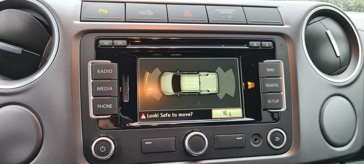 VW Amarok TDi 180 Highline aut. 4M