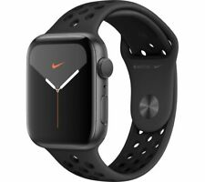 Apple Watch 42mm Grey With Black Strap