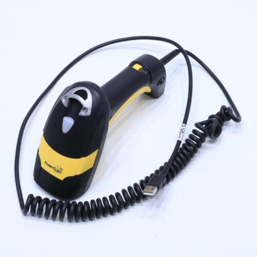 DATALOGIC POWERSCAN D8330 BARCODE SCANNER USB *WARRANTY*
