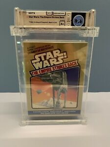 STAR WARS: EMPIRE STRIKES BACK for ** Intellivision ** NEW, SEALED Wata 9.6 A+