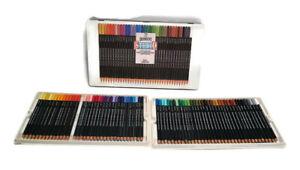 Derwent Rexel CUMBERLAND Artists Fine Art Colour Pencils Tin Set 72 Missing 1