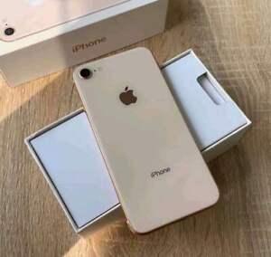 USED Apple iPhone 8 256GB Gold - Factory Unlocked