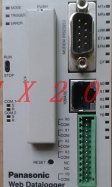 ONE NEW Panasonic Web Datalogger AFL 1200