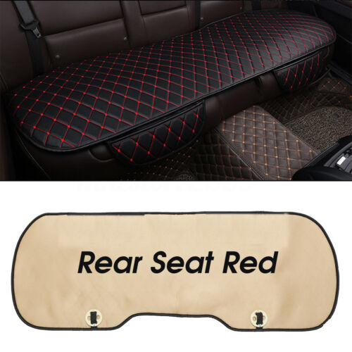 Luxury Car 5 Seat Front Rear Cover Cushions PU Leather For Interior Accessories