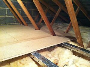 Loft Boarding System Easy Install Of Sturdy Loft Storage