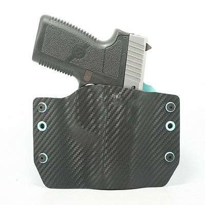 OWB Kydex Holster Navy Blue S/&W Smith /& Wesson