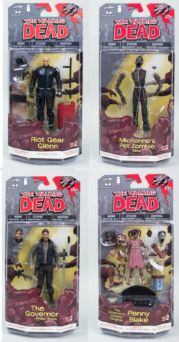 The Walking Dead Comic Action Figures Series 2 McFarlane Toys