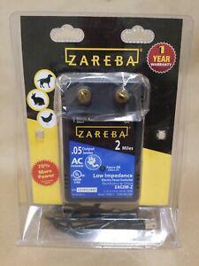 Zareba Eac2m Z Fuseless Low Impedance Ac Powered Electric