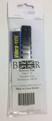 Britannia Rails Tikka T1X Base Adapter 0 MOA 1-0020