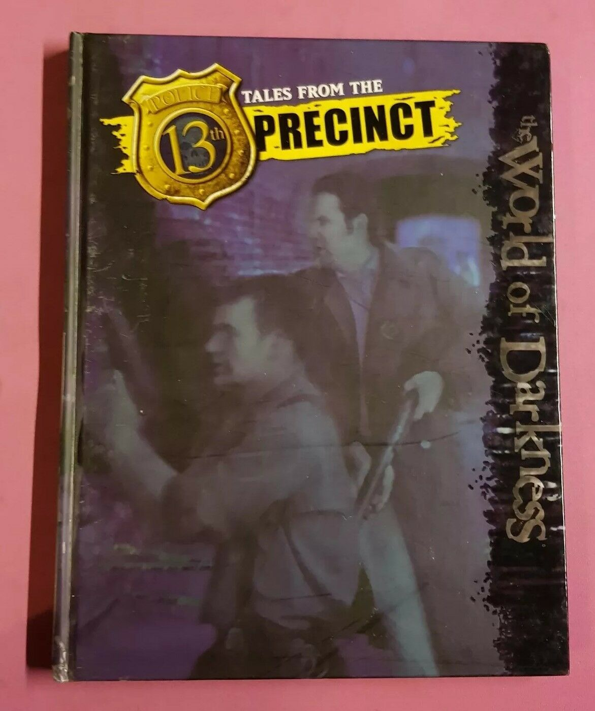 TALES FROM THE 13TH PRECINCT - NEW WORLD OF DARKNESS WHITE WOLF RPG ROLEPLAYING