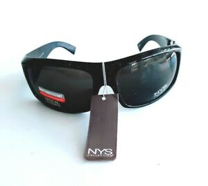 NYS-Collection-Burnside-Sport-Wrap-Sunglasses-Cat-3-UV400-Men-Women-NEW
