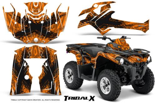 CREATORX 2014-2018 CAN-AM OUTLANDER 450 570 L MAX-L DPS GRAPHICS KIT TRIBALX BO