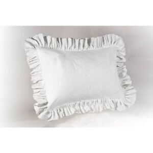 Eyelet-Ruffled-Pillow-Sham-Standard