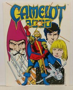 "Merlin Poster 24x36/"""