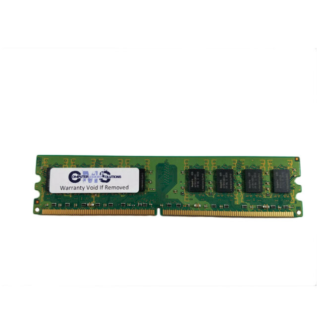 2gb RAM Memory Upgrade 4 Lenovo ThinkCentre M52 Desktop Series (ddr2-667  Pc2-5300 Dimm)