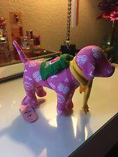 Victorias Secret Pink Mini Dog Phi Beta University Wearing Backpack - College