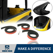 Hooked Road Hardtop Seal Kit Wind Noise Reduction For Jeep Wrangler 1997 2006 Tj Fits 1997 Jeep Wrangler