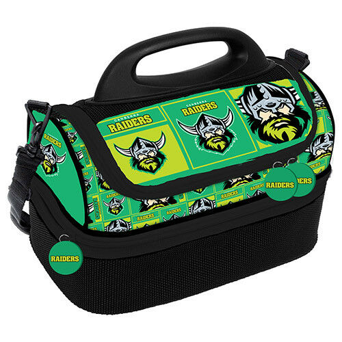 Wests Tigers NRL DOME Lunch Box Cooler BAG Box Drink Food School Work Gift
