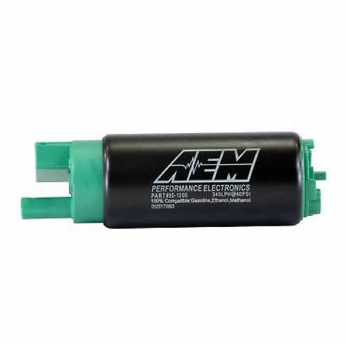 AEM Electronics 50-1200 E85 High Flow In Tank Fuel Pump 320 lph at 43 PSI