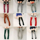 Baby Kids Toddlers Girls Knee High Socks Tights Leg Warmer Stockings For Age3-12